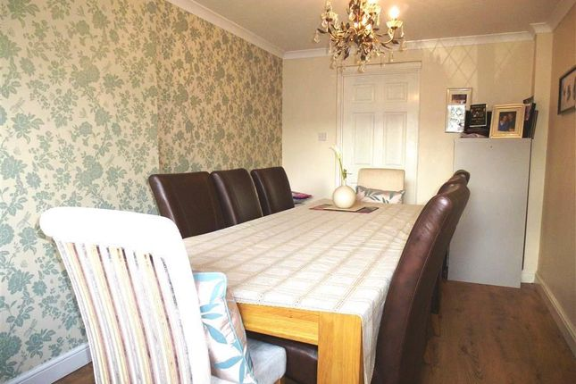 Thumbnail Detached house to rent in Troutbeck Close, Peterborough