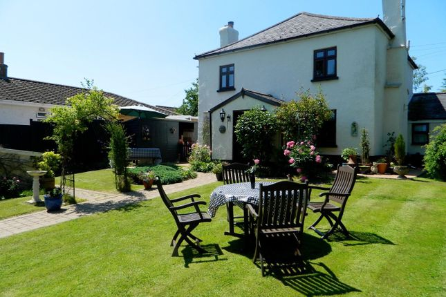 Thumbnail Property for sale in Brithem Bottom, Cullompton