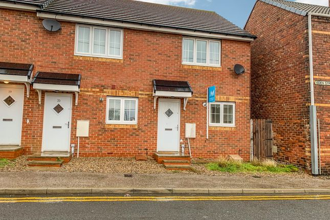 2 bed terraced house for sale in Eden Court, Peterlee SR8