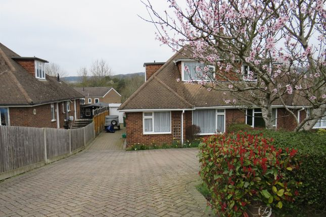 Thumbnail Bungalow for sale in Downs View Road, Penenden Heath, Maidstone