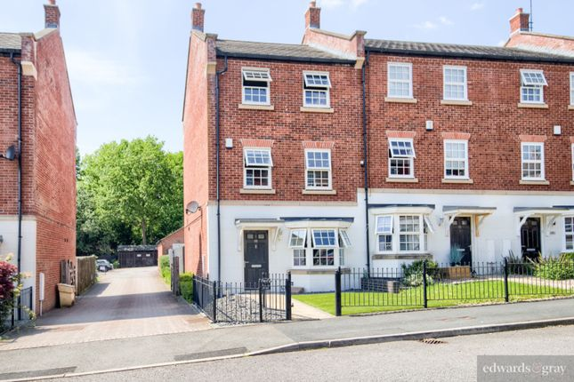 Thumbnail Town house for sale in Nether Hall Avenue, Birmingham
