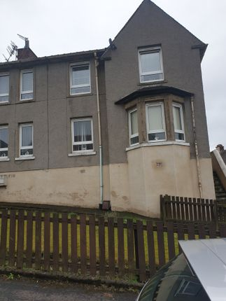 Thumbnail Flat for sale in Park Street, Airdrie
