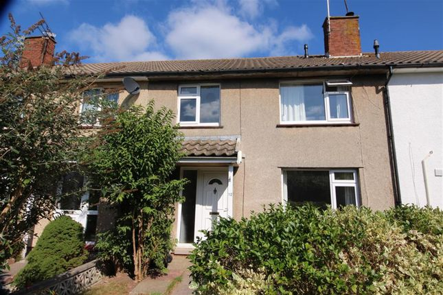 Thumbnail Terraced house to rent in Garnett Place, Downend, Bristol