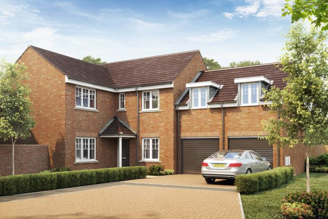 """Thumbnail Detached house for sale in """"The Oxford"""" at Barker Business Park, Melmerby Green Lane, Melmerby, Ripon"""