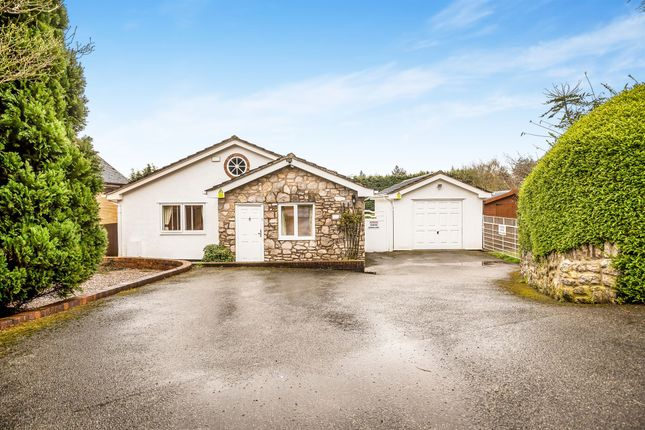 Thumbnail Detached bungalow for sale in Old Warren, Broughton, Chester