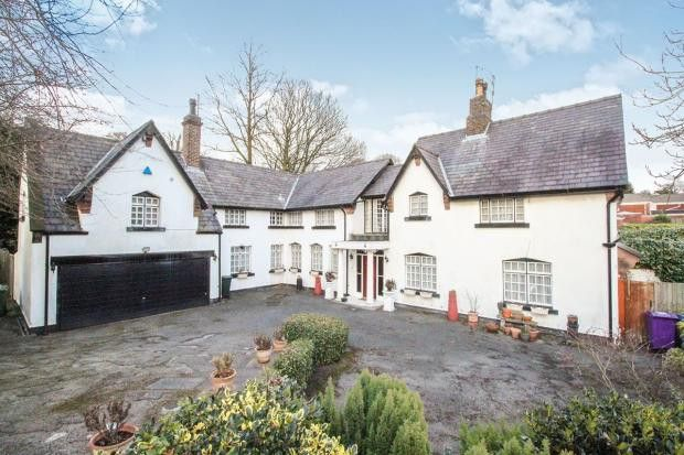 Thumbnail Flat for sale in Woolton Vale Cottages, Vale Road