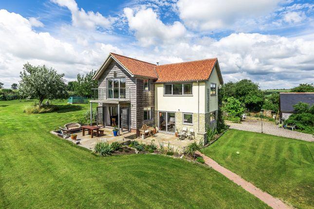 Thumbnail Detached house for sale in Rockbourne, Fordingbridge, Hampshire