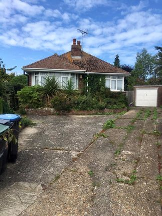 3 bed bungalow to rent in Rosemary Gardens, Broadstairs CT10