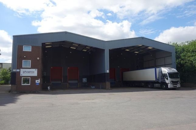 Thumbnail Warehouse to let in Padstow Road, Coventry
