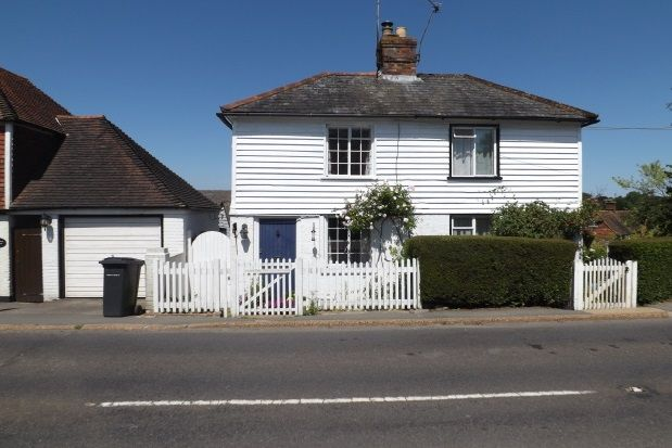 Thumbnail Cottage to rent in Upper Platts, Ticehurst, Wadhurst