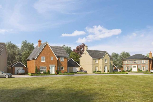 Thumbnail Detached house for sale in Mundesley Road, Overstrand, Norfolk