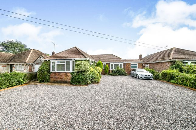 Thumbnail Detached bungalow for sale in Mill Road, Burgess Hill