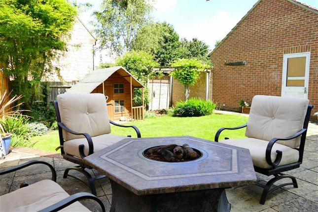 Thumbnail Semi-detached house for sale in Bream Close, Lansdowne, Calne