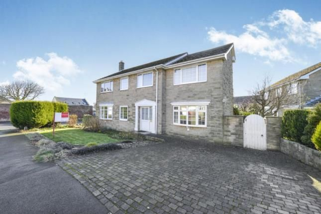 Thumbnail Detached house for sale in Manor Close, Whitby, North Yorkshire