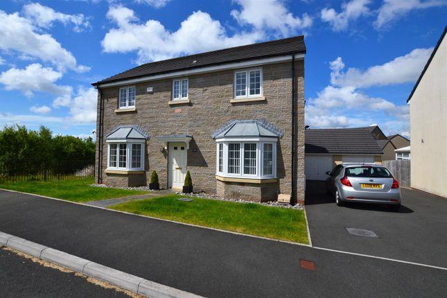 Detached house for sale in Lantern Close, Llanharan, Pontyclun