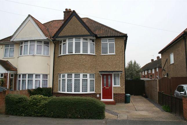 Thumbnail Semi-detached house for sale in Lansdowne Road, Uxbridge