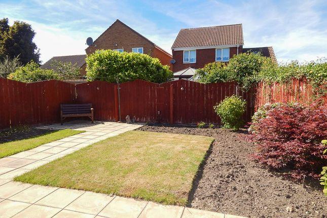 Garden of Fairhaven, Springwell, Gateshead NE9