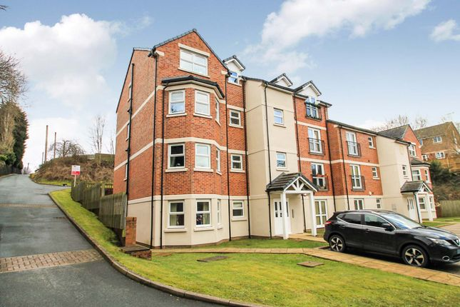 Thumbnail Flat to rent in Farsley Beck Mews, Leeds