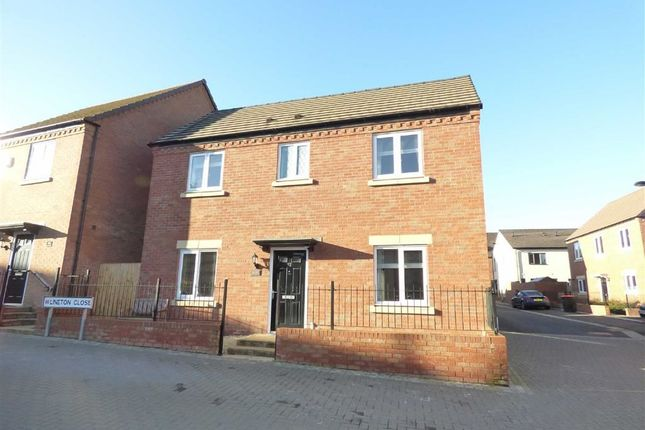 4 bed detached house for sale in Lineton Close, Lawley Village, Telford, Shropshire