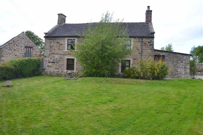 Thumbnail Detached house for sale in Hulme End, Buxton