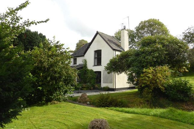 Thumbnail Detached house for sale in Lerryn, Lostwithiel
