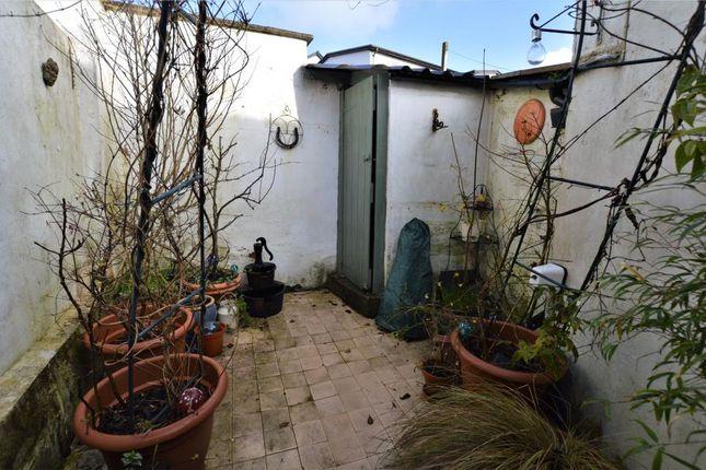 Courtyard of St Lawrence Green, Crediton, Devon EX17