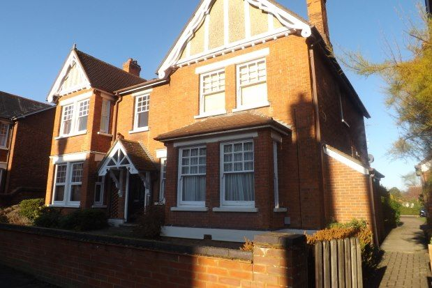 Thumbnail Flat to rent in Kimbolton Avenue, Bedford