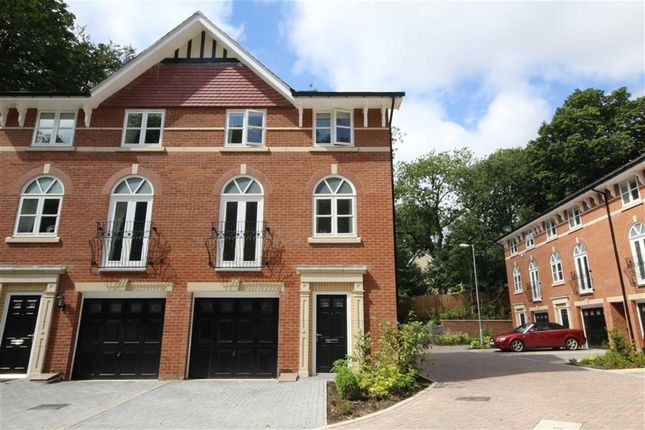 Thumbnail Semi-detached house to rent in Clevelands Drive, Bolton