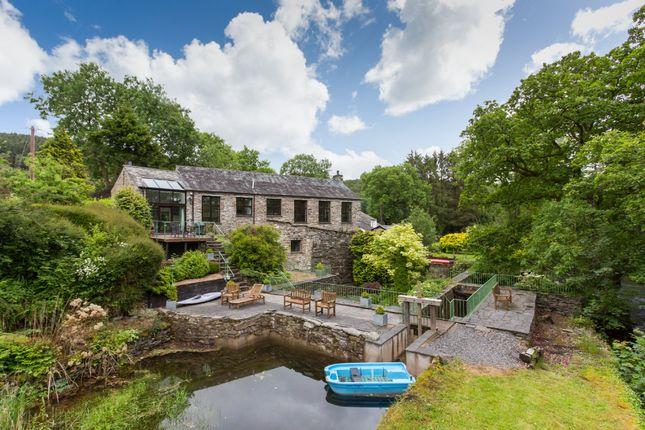 Thumbnail Detached house for sale in Nibthwaite Mills, Nibthwaite, Ulverston
