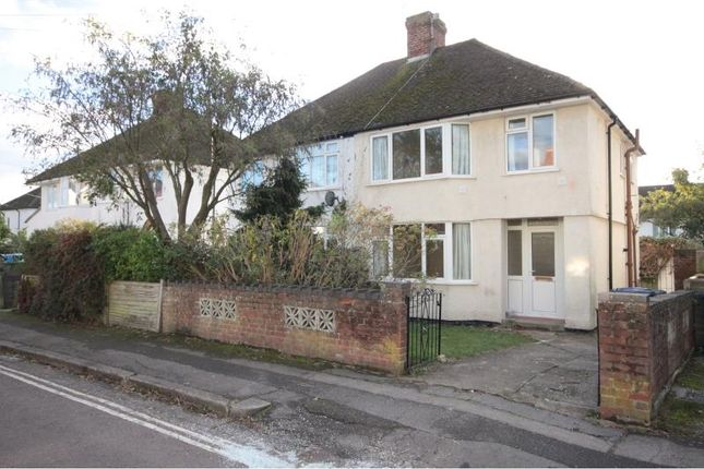 Thumbnail Flat to rent in Holley Crescent, Headington, Oxford