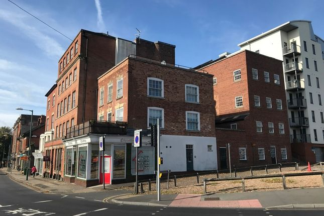 Thumbnail Flat for sale in The Cigar Factory, Canning Circus, Derby Road