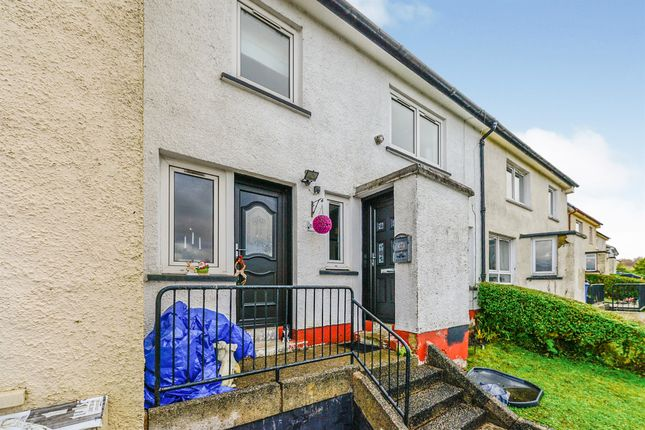 Thumbnail Terraced house for sale in Cardross Road, Dumbarton
