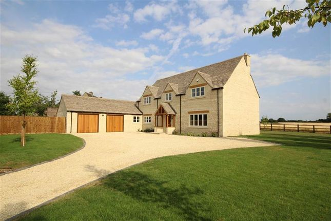 Thumbnail Detached house for sale in Cirencester, Gloucestershire