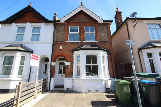 Thumbnail Semi-detached house to rent in Chatham Road, Kingston