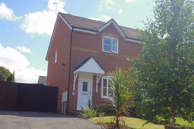 Semi-detached house to rent in Millbank, Cam, Dursley