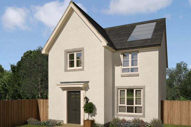 "Thumbnail Detached house for sale in ""Mey"" at Ivanhoe Avenue, Inverness"