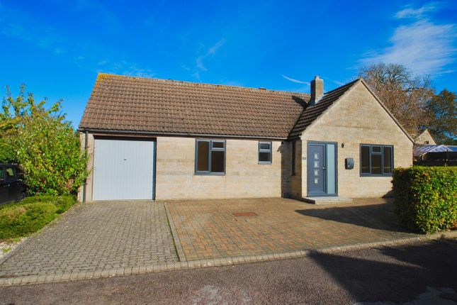 Thumbnail Bungalow for sale in Somerville Court, Cirencester