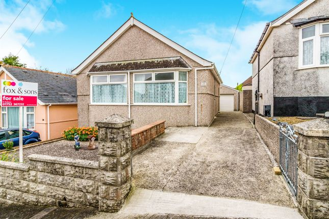 Thumbnail Detached bungalow for sale in Dunstone Road, Higher St. Budeaux, Plymouth
