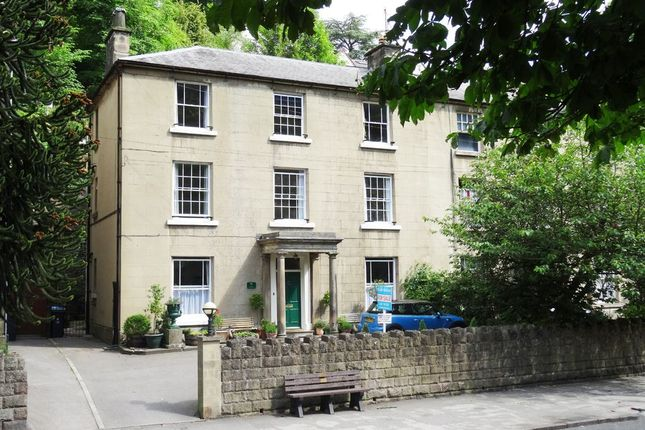 Thumbnail Property for sale in North Parade, Matlock Bath, Derbyshire