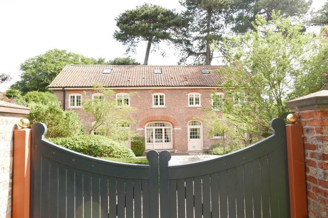 Thumbnail Detached house to rent in Naburn Lane, Water Fulford Hall, York