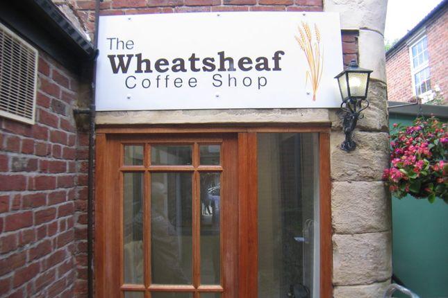 Thumbnail Restaurant/cafe to let in Wheatsheaf Yard, Morpeth