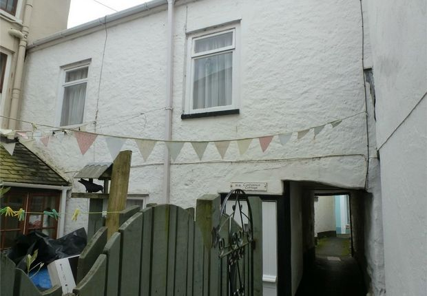 Thumbnail Cottage to rent in Meeting Street, Appledore, Bideford, N Devon, United Kingdom