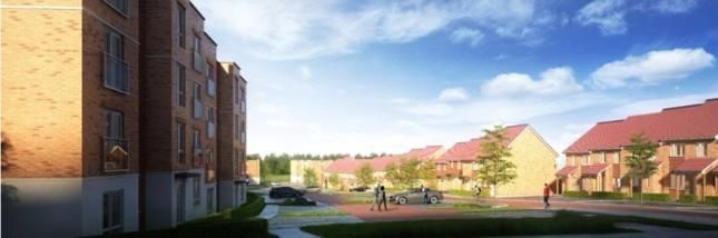 Thumbnail Flat for sale in Miliners Place, Caleb Close, Luton