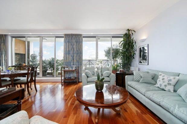 Thumbnail Flat to rent in The Quadrangle, Chelsea Harbour