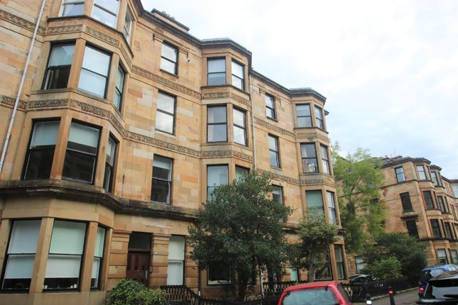 Thumbnail Flat to rent in Clouston Street, North Kelvinside, Glasgow