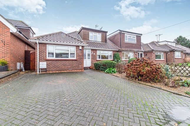 Thumbnail Bungalow for sale in Town Road, Cliffe Woods, Rochester
