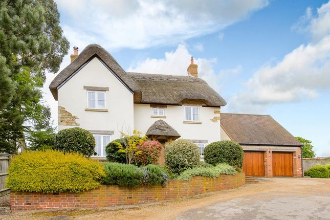 Thumbnail Detached house for sale in Church View, Wollaston, Northamptonshire