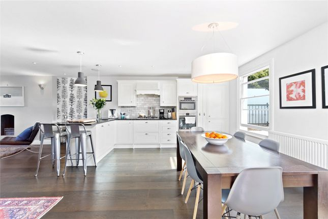 3 bed maisonette for sale in Sutherland Avenue, Maida Vale, London