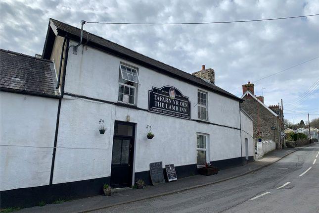 Thumbnail Flat for sale in The Lamb, Llanboidy, Sir Gaerfyrddin