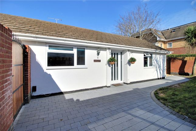 2 bed bungalow for sale in Vale Road, Camberley, Surrey GU15